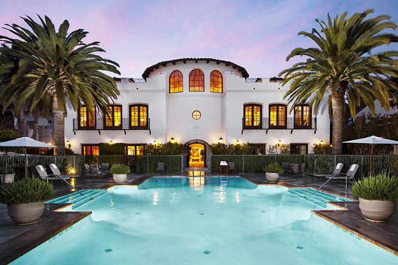 Check Out These 8 Amazing California Spa Resorts
