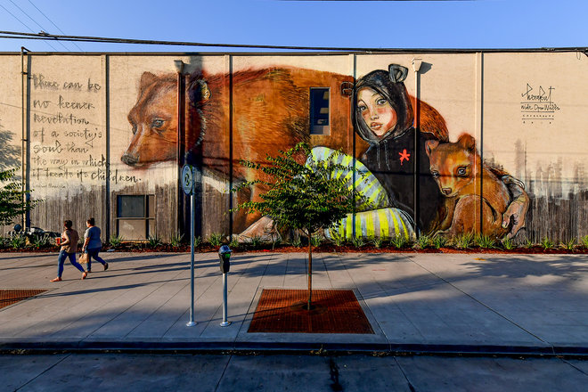 Check Out 30 New Murals at Sacramento's Wide Open Walls