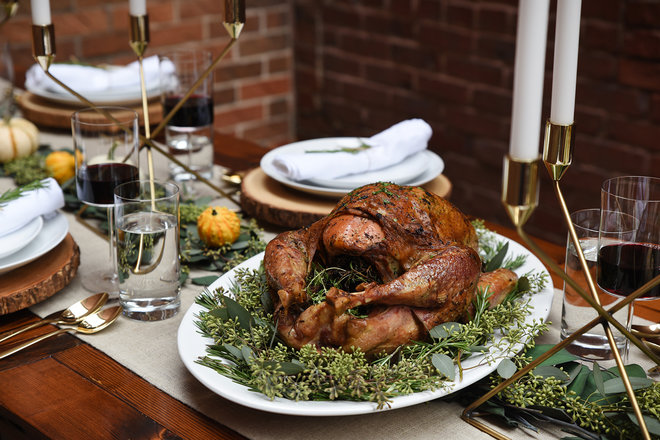 17 Fantastic Thanksgiving Feasts in California