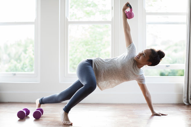 Get California Fit—Without Leaving Your Living Room