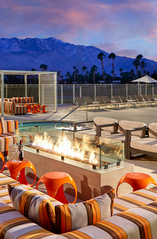 DoubleTree by Hilton Hotel Golf Resort Palm Springs