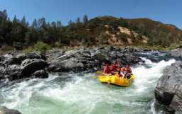 O.A.R.S. on the American River