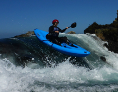 Liquid Fusion Kayak (Noyo River guided paddles)