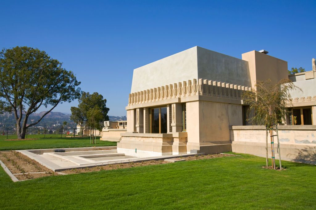 Hollyhock House, Los Angeles