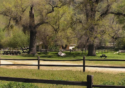 Fort Tejon State Historic Park