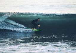 Where to Surf in La Jolla