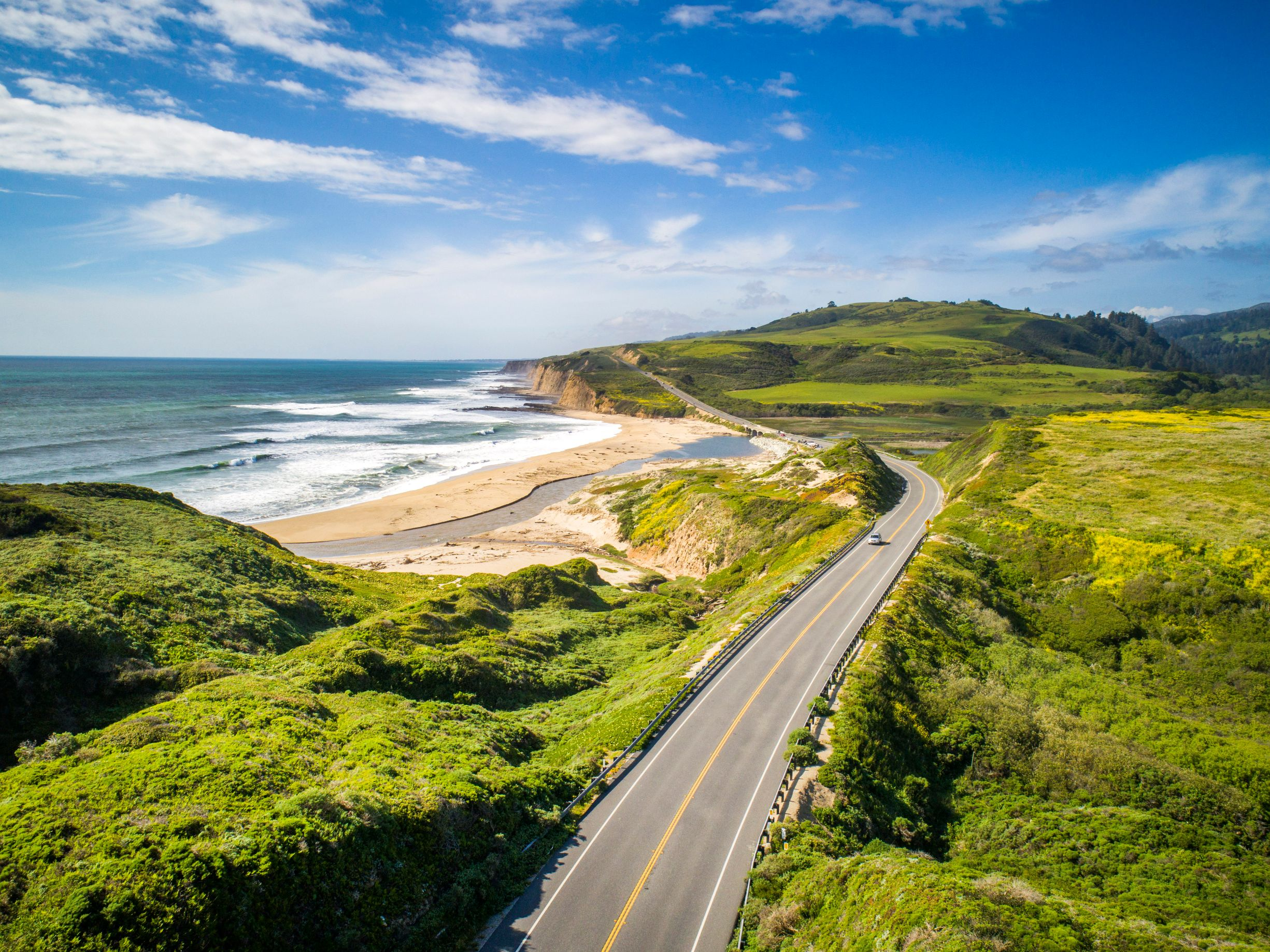Majestic, Magical Highway 1