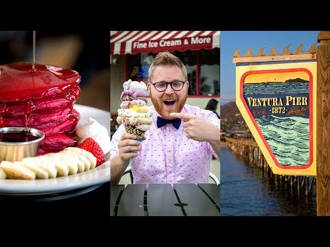 Ventura's 3 Dreamiest Eats in 60 Seconds