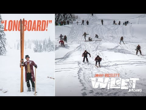 Jonny Moseley's Wildest Dreams: LONGBOARD!