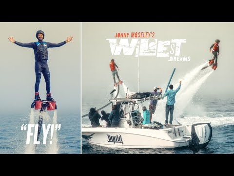 Jonny Moseley's Wildest Dreams: FLY! (with Bob Burnquist)