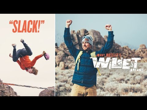 Jonny Moseley's Wildest Dreams: SLACK! (with Alex Mason)