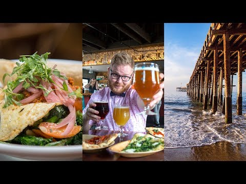 The Ultimate Foodie Road Trip: Ventura + Santa Barbara