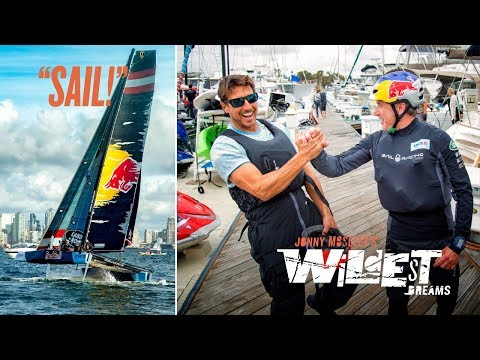 Jonny Moseley's Wildest Dreams: SAIL! (with Team Red Bull)