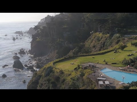 Esalen is an analog oasis in a digital world.