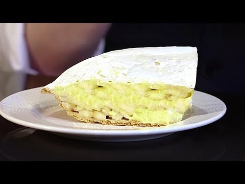 Sacramento's Legendary Banana Cream Pie