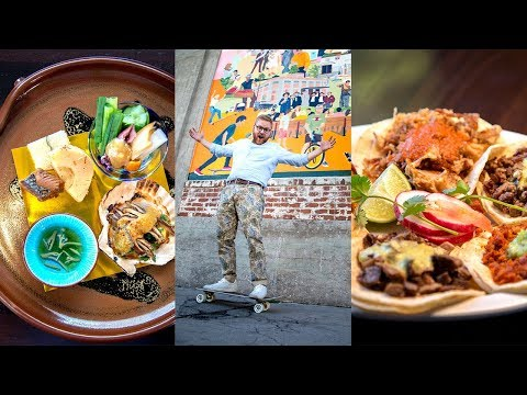Santa Barbara's 3 Dreamiest Eats in 60 Seconds