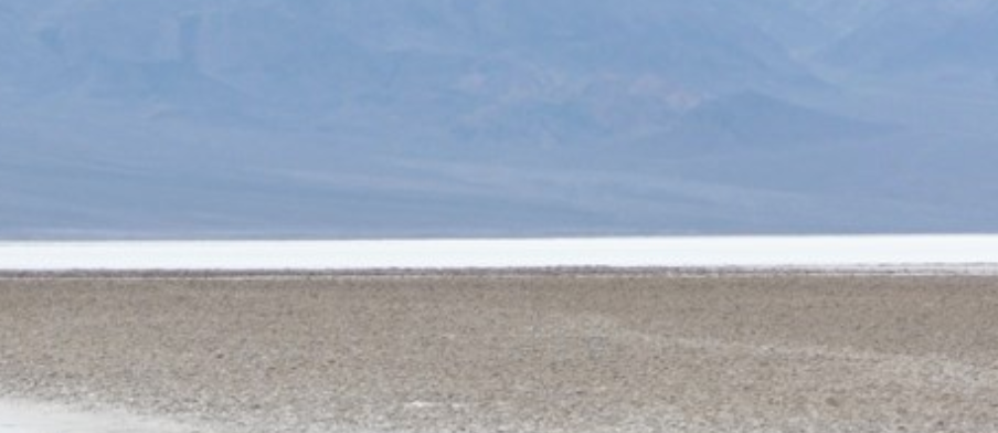 Badwater Basin - Devil's Golf Course