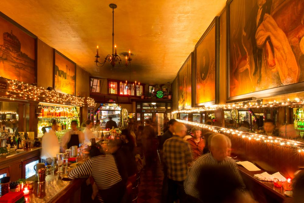 11 Great California Bars in Movies