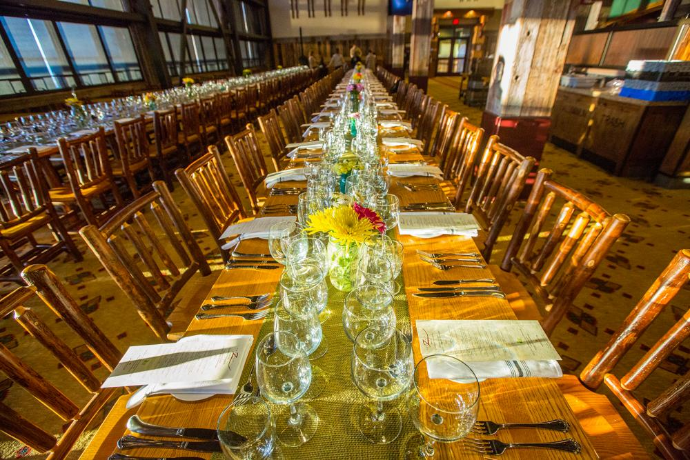 Dine With California Wine Stars at 7,910 Feet
