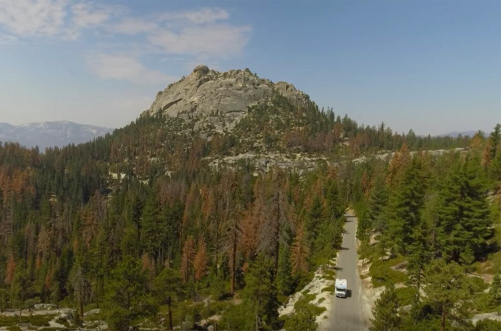 Hidden Gems: Drive the Sierra Vista Scenic Byway