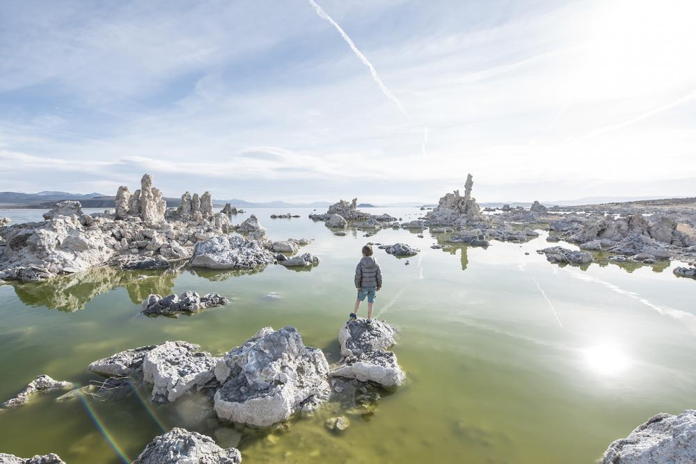 9 Must-See Geologic Marvels in the High Sierra