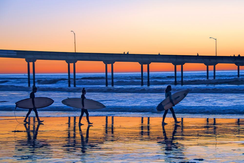 How to Experience California Surfing Day 2019