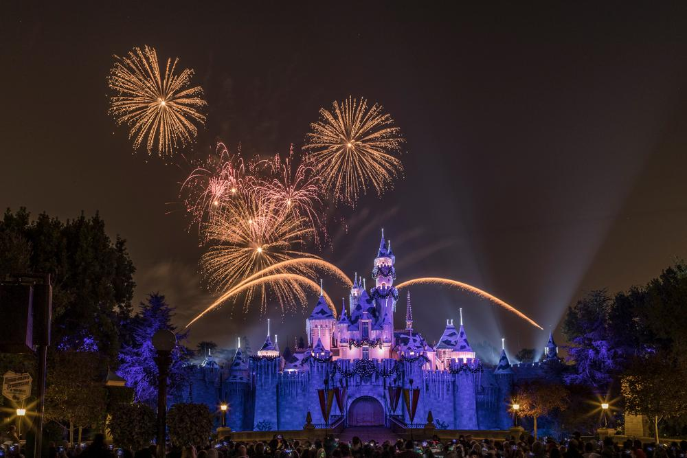 Get Ready for the Holidays California Theme Parks