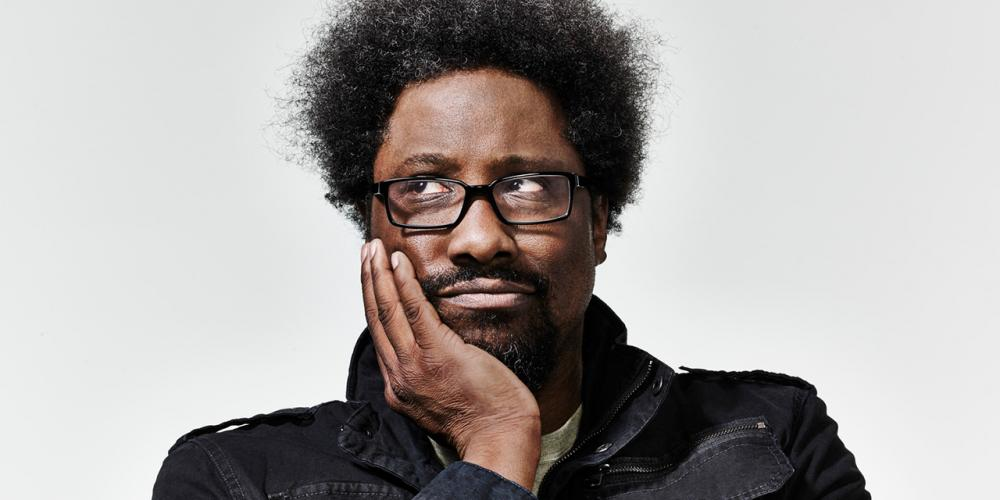 California Questionnaire: Quarantine Edition W. Kamau Bell