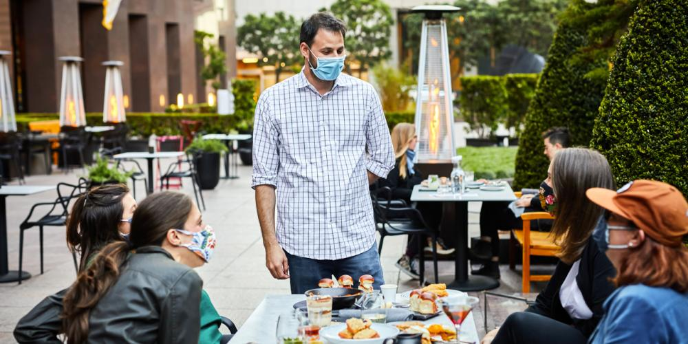 Great Ways to Dine Outside in California Cities