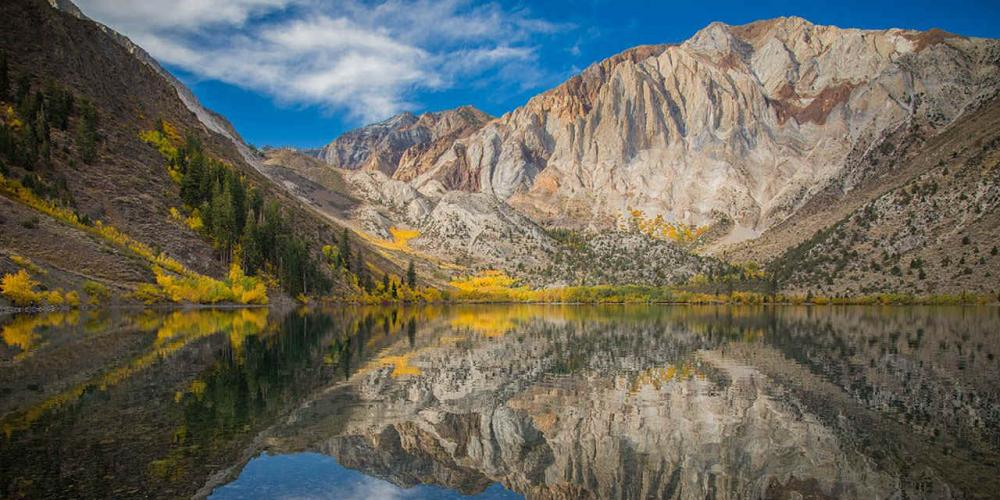 5 Great Places to See Autumn Leaves in California