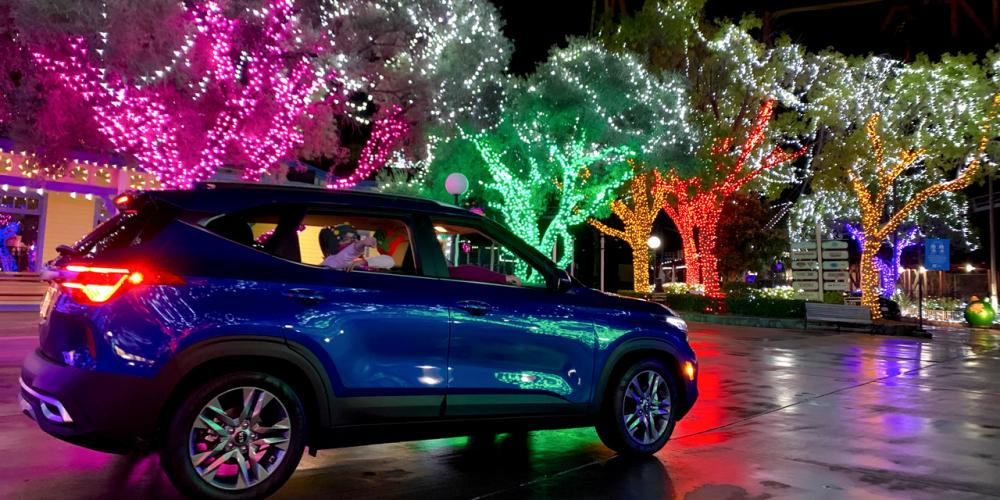 12 Drive-Thru Holiday Experiences in California