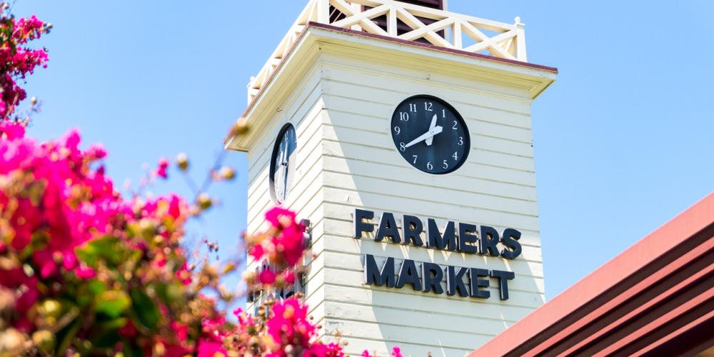 Original Los Angeles Farmers Market