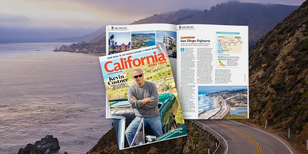 Get Your Free 2021 California Road Trips Guide