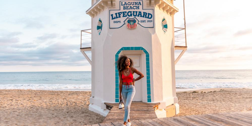 Relive a SoCal Road Trip with Francesca Murray