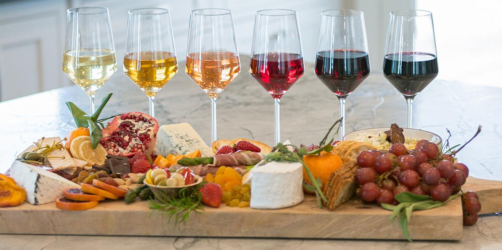 Raise a Glass to California Wine Month