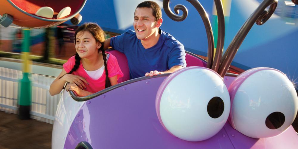 Universal Studios Hollywood for Youngsters