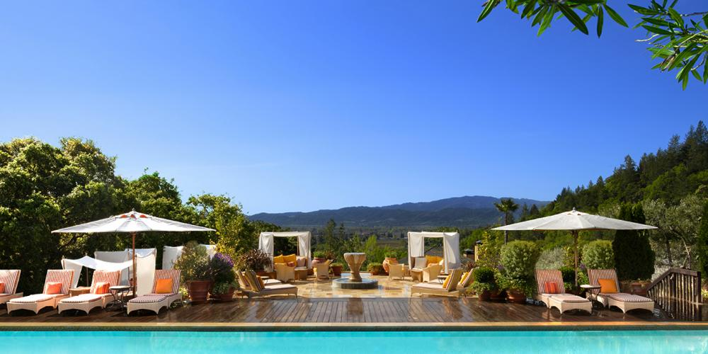 Napa Valley Luxury Lodgings