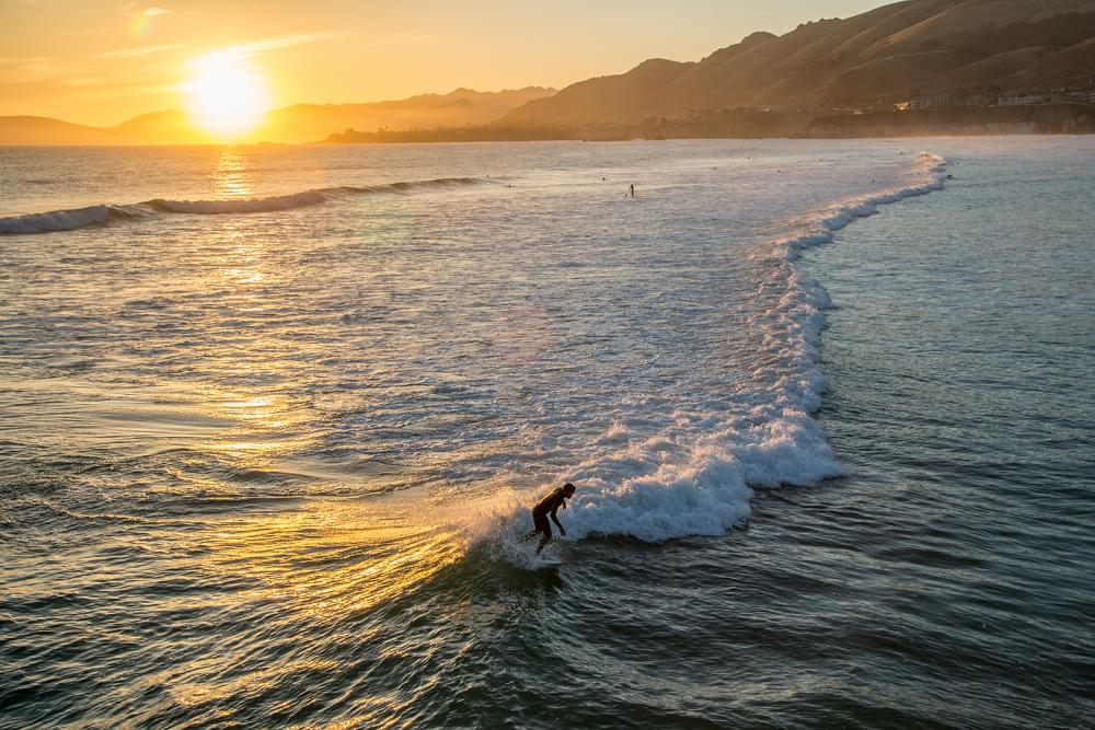 5 Awesome Surfing Spots Around Pismo Beach