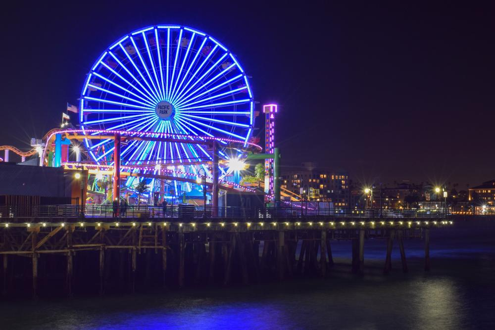 7 Fabulous California Ferris Wheels