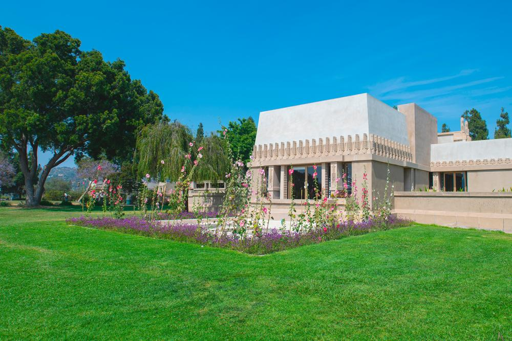 Tour the Hollyhock House in L.A., Now a World Heritage Site