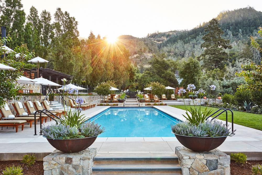 7 Fabulous Luxury Stays in Napa and Sonoma