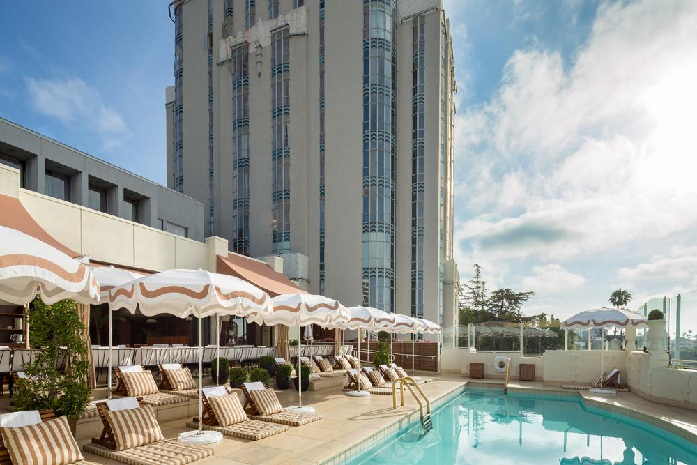 Hang Like a Local in L.A.'s Luxury Hotels