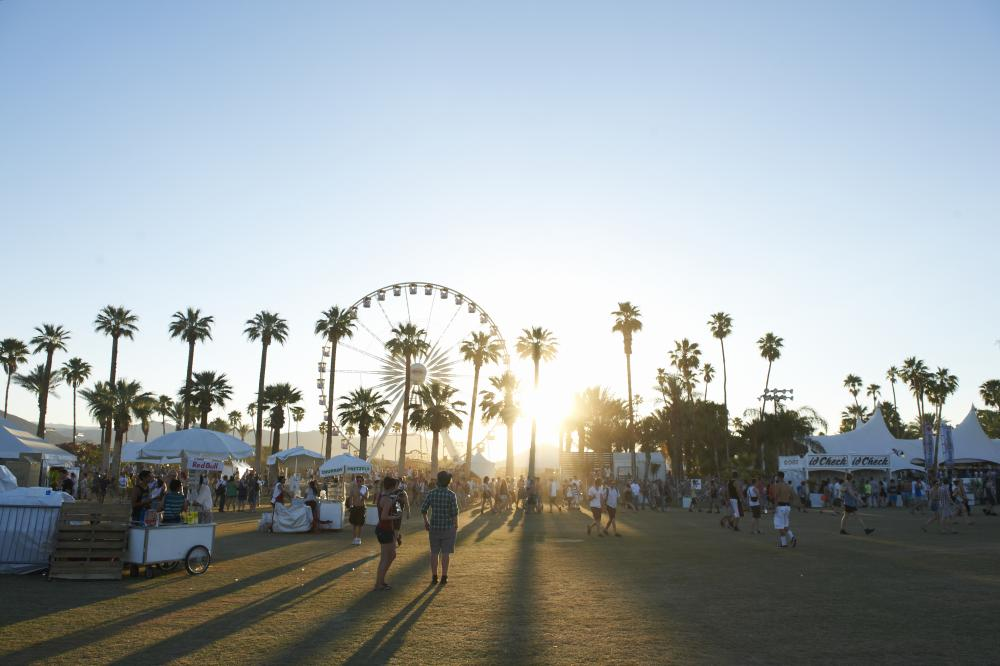 Rev Up and Rock Out on an Amazing Coachella Road Trip