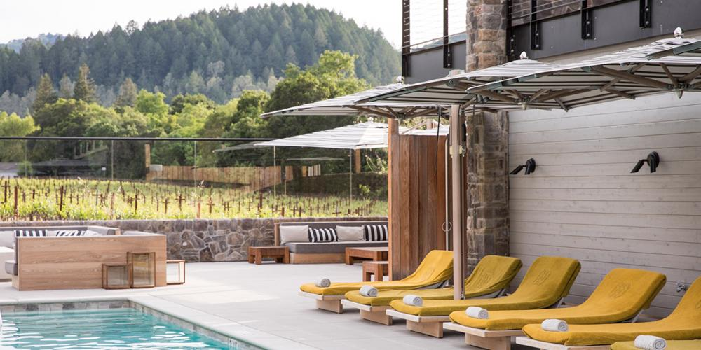 Amazing Luxury Hotels in Wine Country