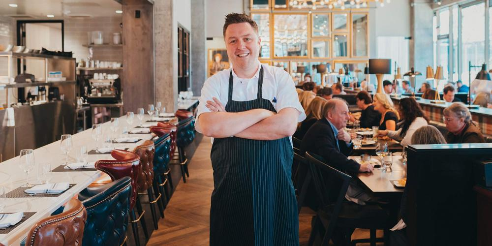 Ask a Local: Chef Oliver Ridgeway