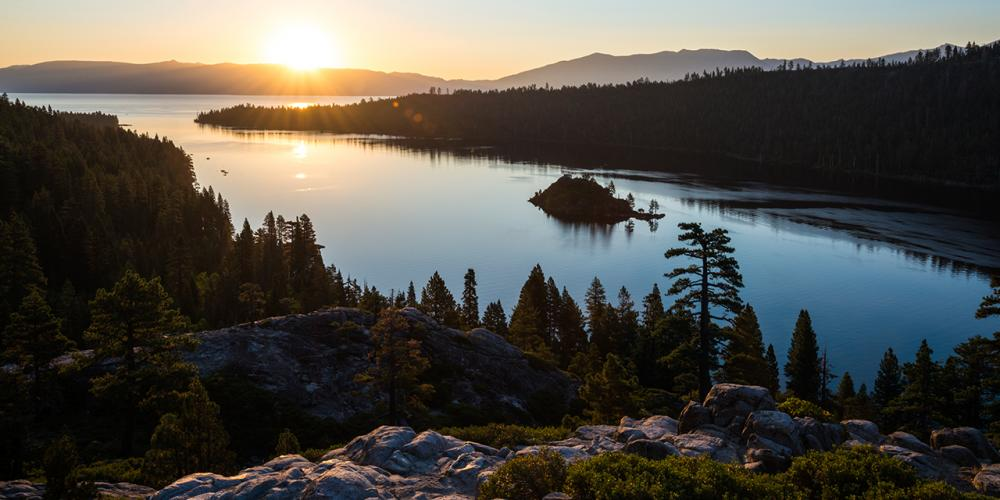5 Amazing Things to Do in Lake Tahoe