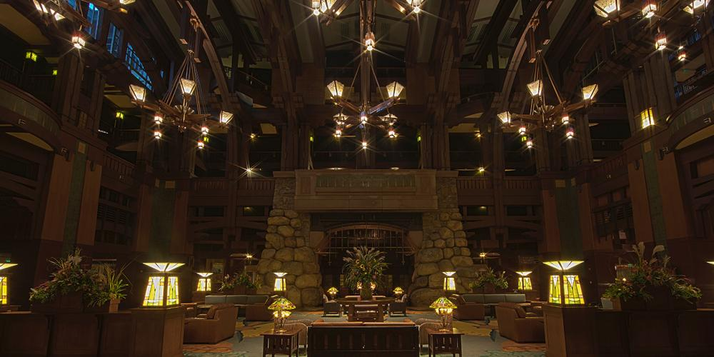 Disney's Grand Californian Hotel