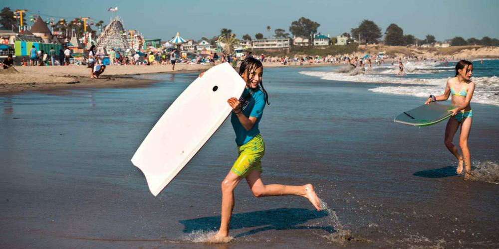 10 Great Beaches for Kids