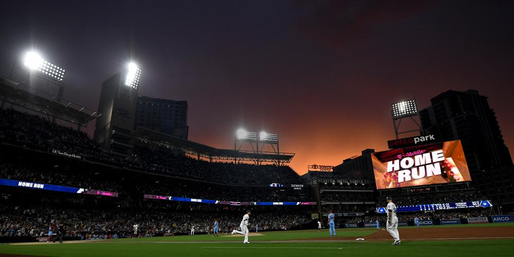 See Major League Baseball in California