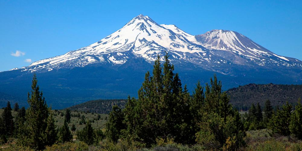 Pacific Crest Trail: Shasta-Trinity National Forest
